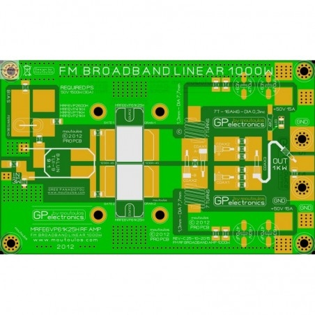 BENCH POWER SUPPLY PS3003 0-30VDC 0-3A PCB by moutoulos ™