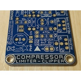 Audio Compressor-Limiter...