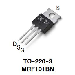 MRF101BN 100 W CW over...