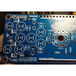 Tube Audio PreAMP Replica...