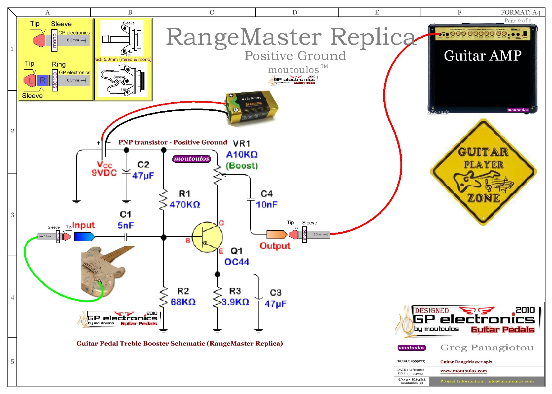 Stratocaster Grease Bucket Wiring Diagram And Ebooks Tele Guitar Pedal Bracket Elsavadorla Telecaster Tone Controls Diagrams