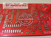 FM Stereo Generator Encoder MultiPLEXER BroadCAST PCB (PIRA) by moutoulos ™